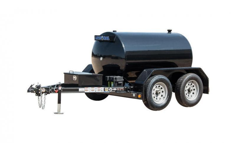 2018 Load Trail FT07 - Tandem Axle 7000 Lb 450 Gallon Tank Trailer