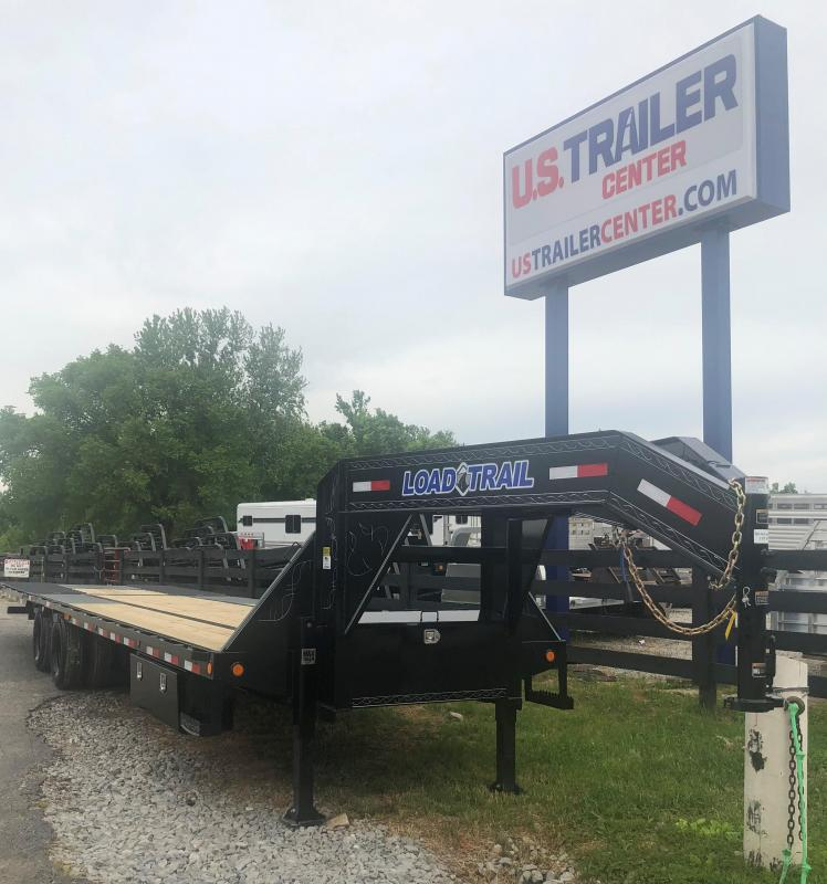 2019 Load Trail GOOSENECK HYDRAULIC DOVETAIL