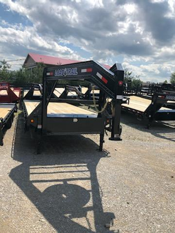 2019 Load Trail 26 Gooseneck Flatbed Trailer