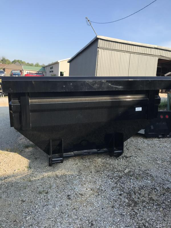 2019 Load Trail 16' DROP N GO ROLL OFF DUMP BOX Dump Trailer