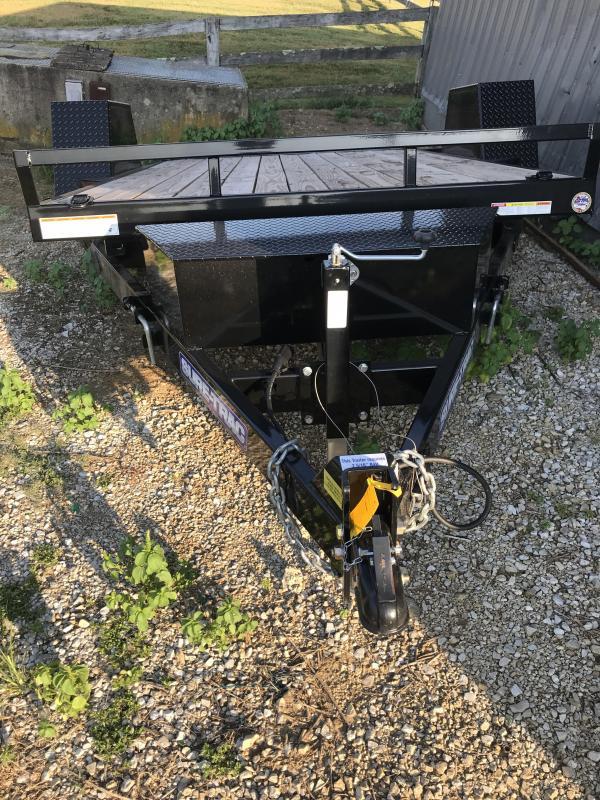 2019 Sure-Trac T Equipment Trailer