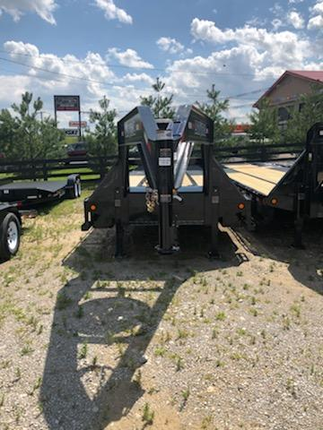 2019 Load Trail 32 Low-Pro Gooseneck Flatbed Trailer