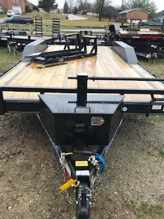 2019 Load Trail 18 Tandem Axle EquipmentTrailer