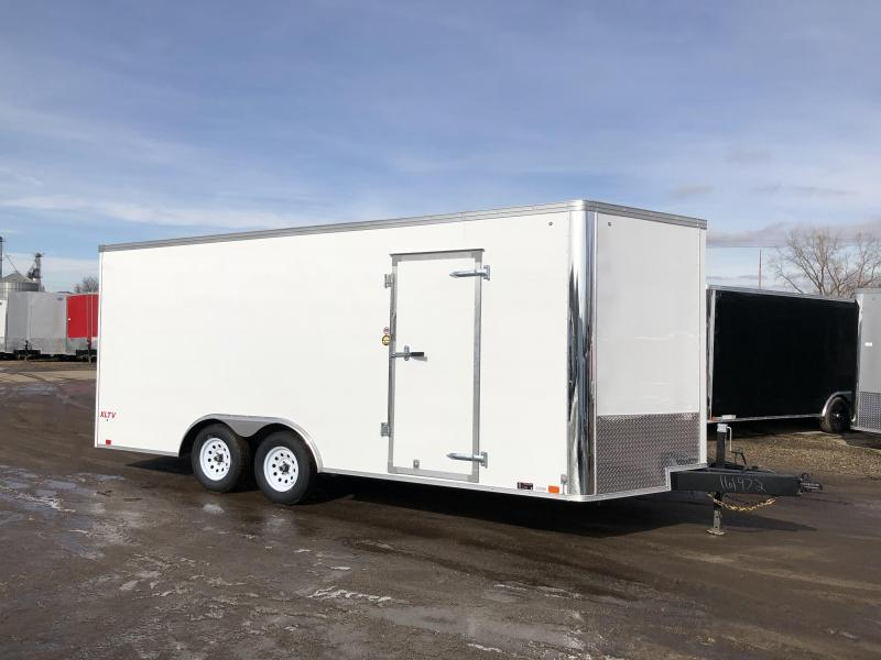 2018 United Trailers 8.5X18 Enclosed Cargo Trailer