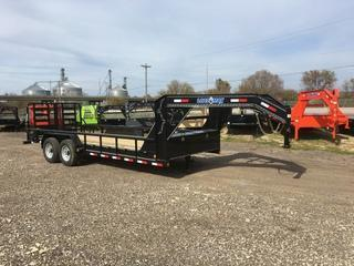 2017 Load Trail 83X20 Gooseneck 14K Car Hauler