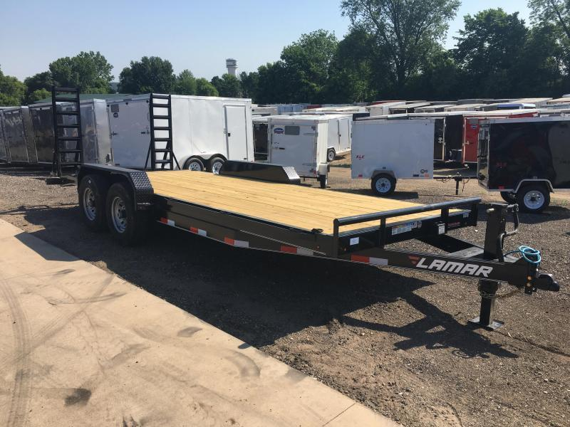 2018 Lamar Trailers 83X20 Car Hauler