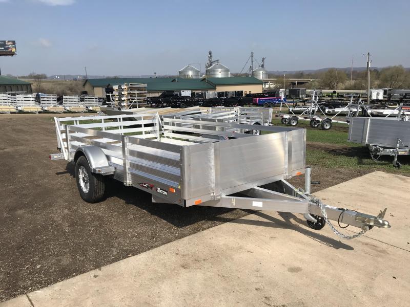2018 Triton 82X12 Aluminum Utility Trailer