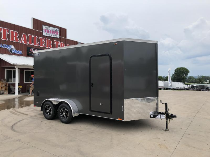 2019 Legend Manufacturing 7X14 Enclosed Cargo Trailer