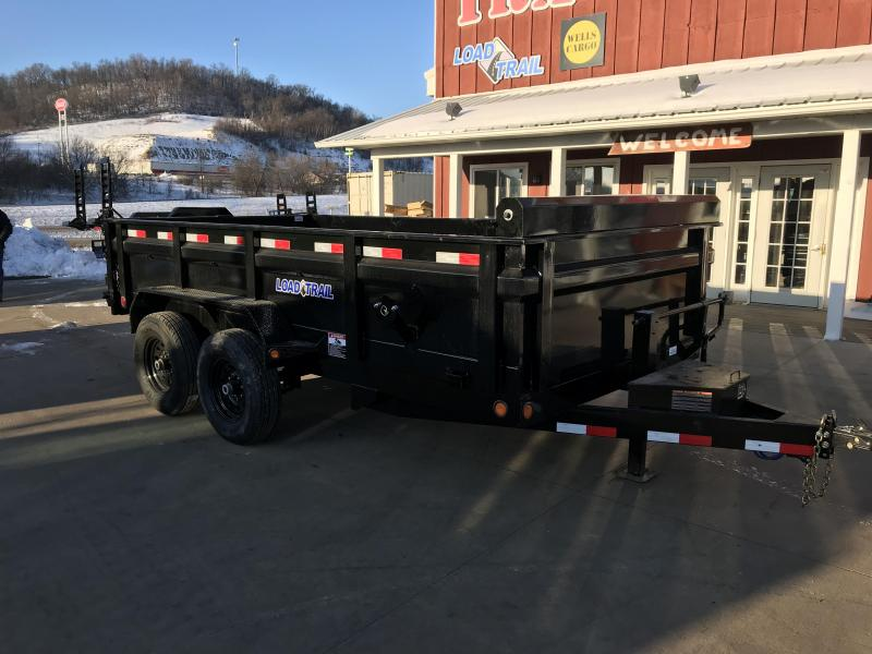 2018 Load Trail 83X14 Dump Trailer