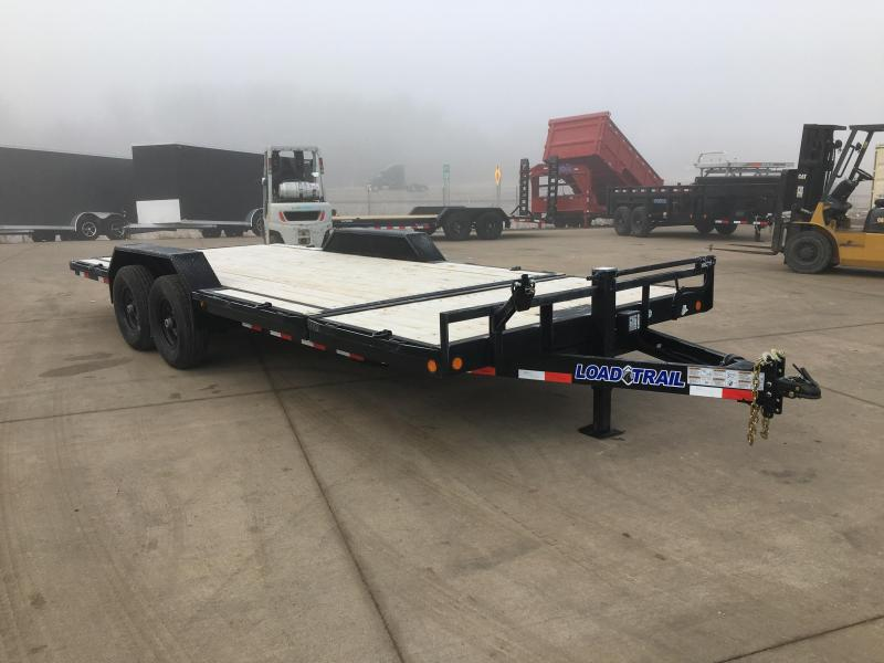 2018 Load Trail 102X20 Gravity Tilt Equipment Trailer