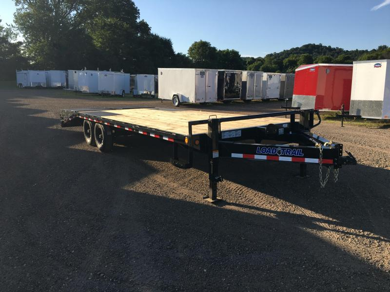 2018 Load Trail 102X24 Deckover Equipment Trailer