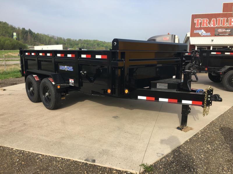 2018 Load Trail 83X14 Dump Trailer