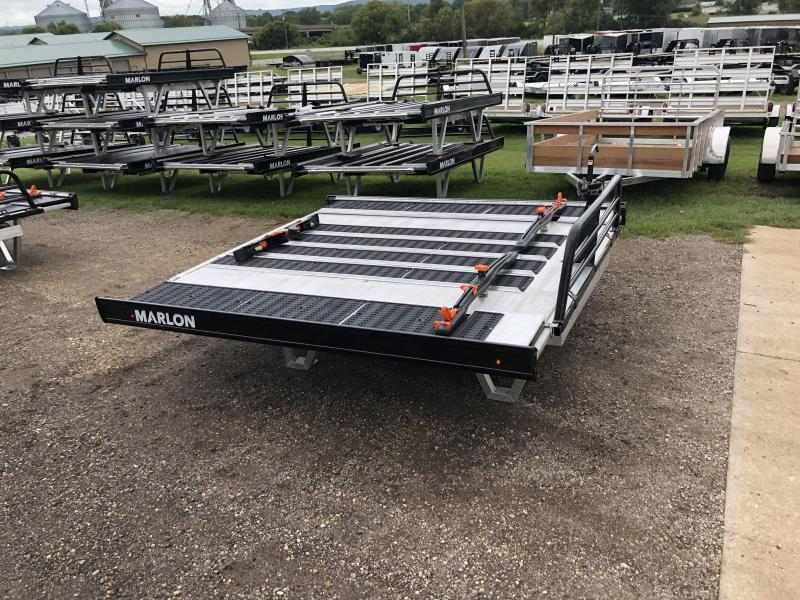 2019 Sled Decks 101X8 Marlon Trailers Xplore Pro 2
