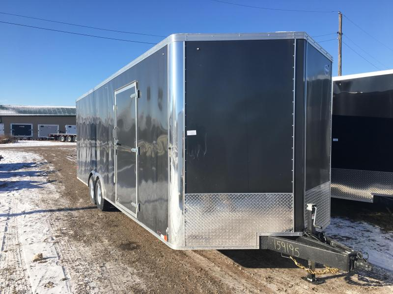 2018 United Trailers 8.5X24 Enclosed Cargo Trailer