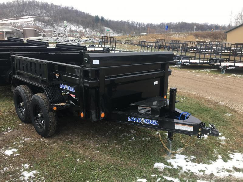 2020 Load Trail 72X10 Dump Trailer