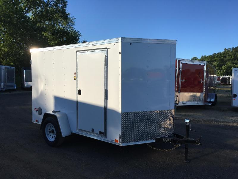 2018 United Trailers 6X10 Enclosed Cargo Trailer