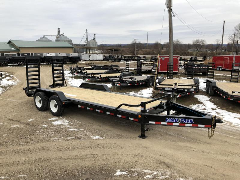 2018 Load Trail 82X20 Equipment Hauler