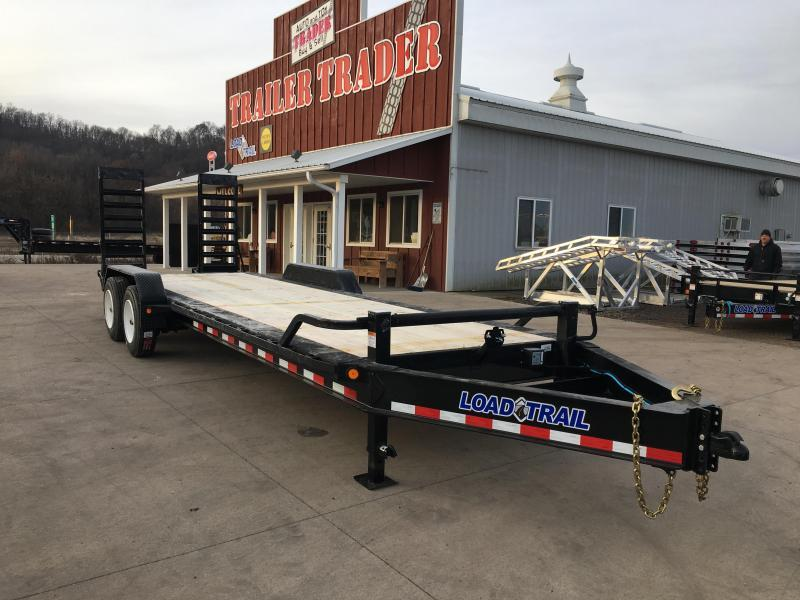 2018 Load Trail 82X24 Equipment Hauler