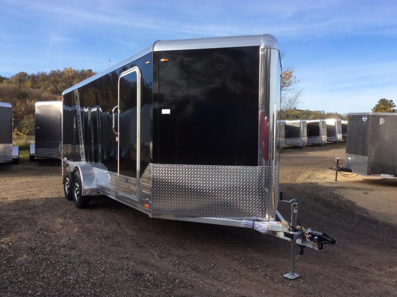 2018 Legend Manufacturing 7X18 Aluminum Cargo Trailer