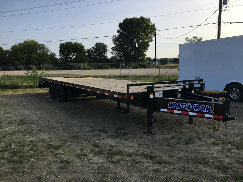 2018 Load Trail 102X30 Deckover Equipment Trailer