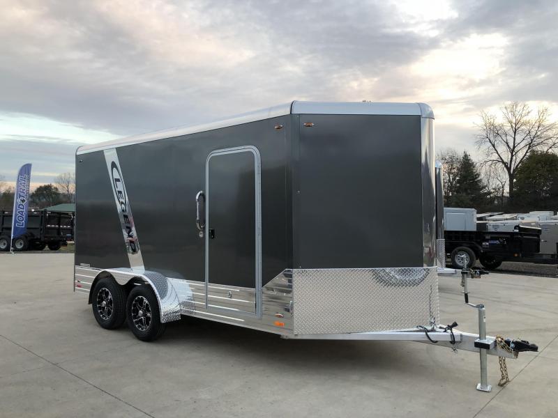 2018 Legend Manufacturing 7X14 Aluminum Enclosed Cargo Trailer