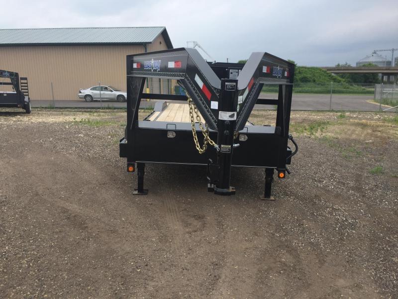 2017 Load Trail 102X32 Gooseneck Car Hauler