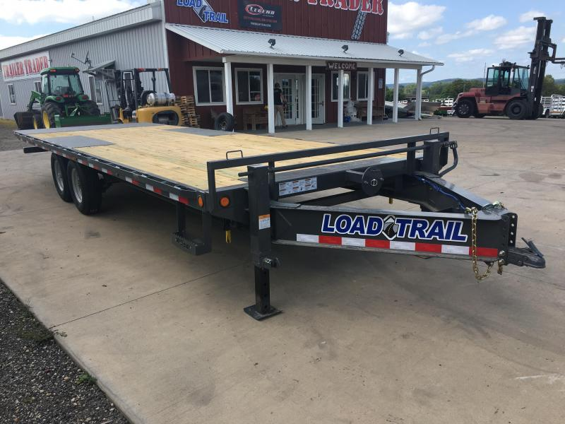 2019 Load Trail 102X24 Tilt Deck Equipment Trailer