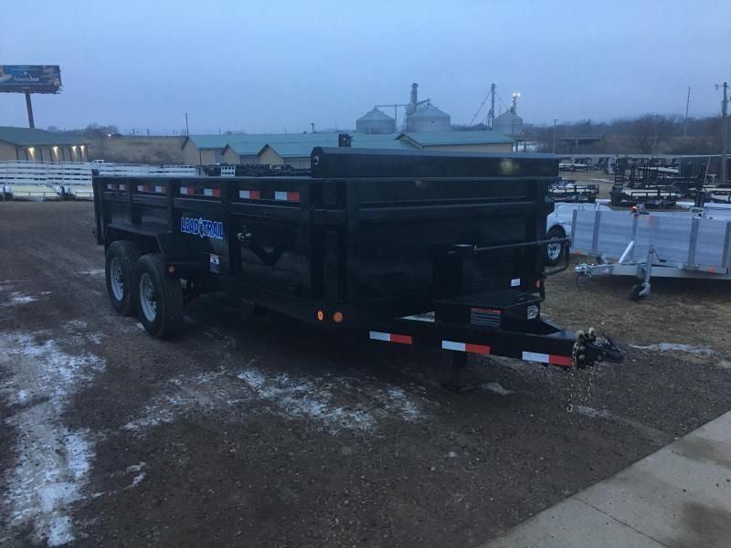 2018 Load Trail 83X16 Dump Trailer
