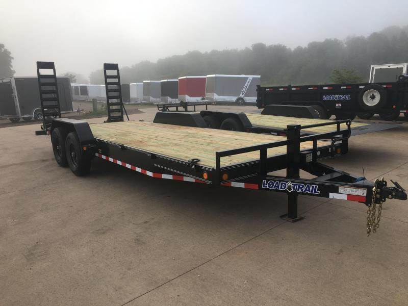 2020 Load Trail 83X20 Car Hauler