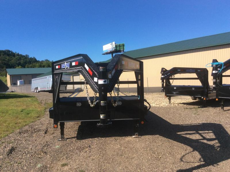 2017 Load Trail 102X40 Gooseneck Car Hauler