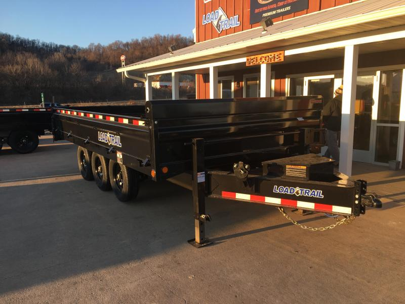 2020 Load Trail 96X16 Deckover Dump Trailer