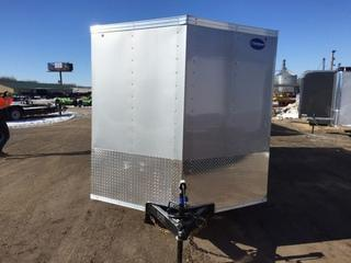 2018 United Trailers 7x16 7K Enclosed Cargo Trailer