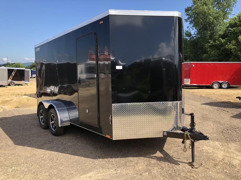 2019 Legend Manufacturing 7X14 Enclosed Cargo Trailer