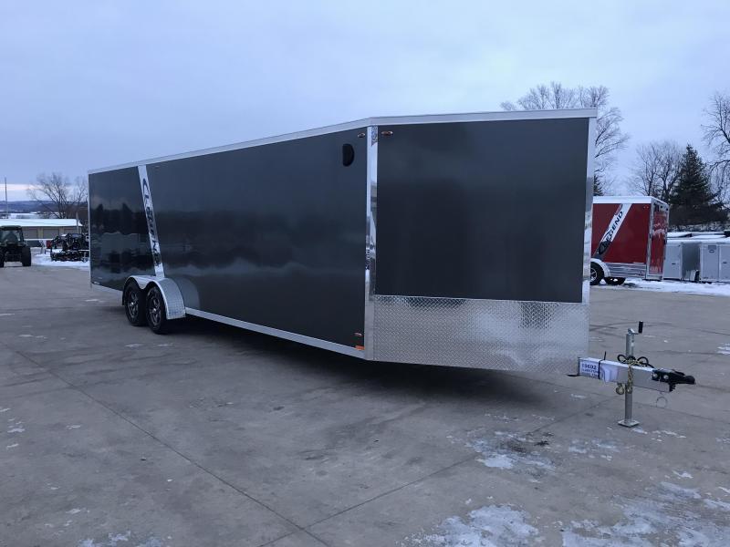 2019 Legend Manufacturing 7X31 Inline Snowmobile Trailer
