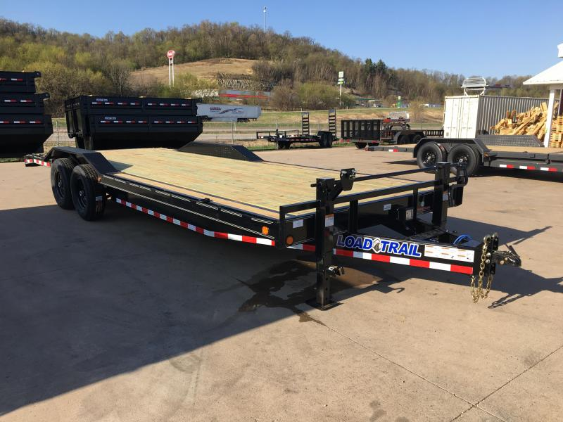 2018 Load Trail 102X24 Car Hauler