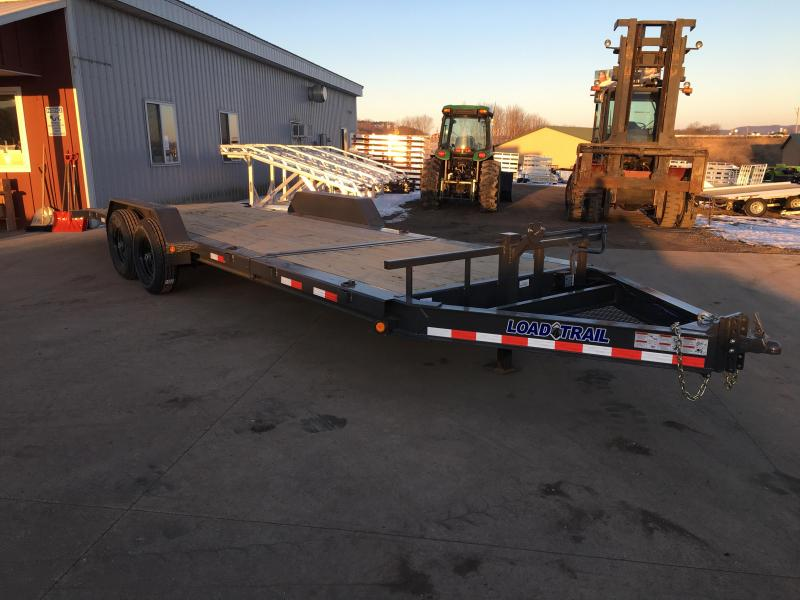 2018 Load Trail 83X22 Low Pro Tilt Equipment Trailer