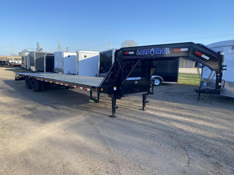 2020 Load Trail 102X34 Gooseneck Deckover Equipment Trailer