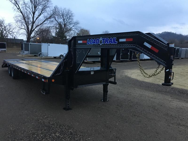 2018 Load Trail 102X32 Gooseneck Deckover Equipment Trailer