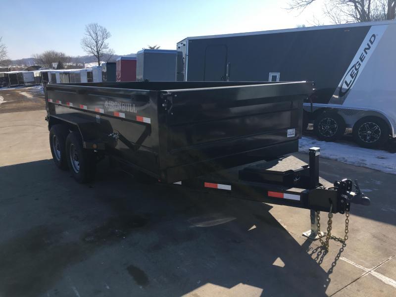 2018 Iron Bull 83X14 Dump Trailer