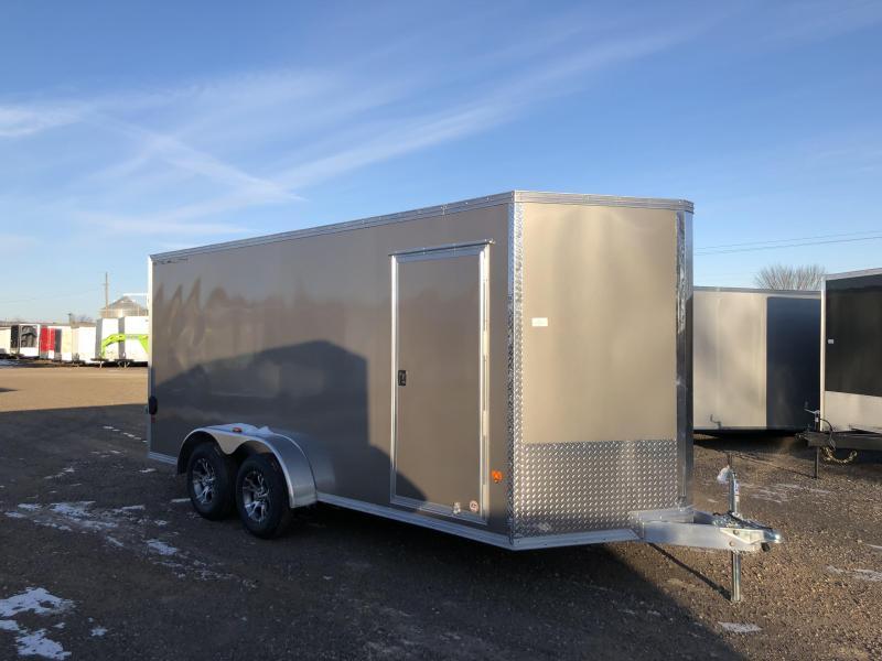 2018 Stealth Trailers 7X16 Aluminum Enclosed Cargo Trailer
