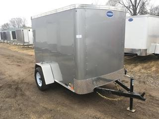 2018 United Trailers 5x8 3K Enclosed Cargo Trailer