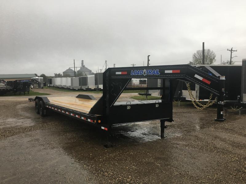 2019 Load Trail 102X32 Gooseneck Car Hauler