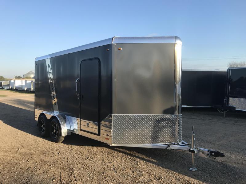 2019 Legend Manufacturing 7X14 Aluminum Enclosed Cargo Trailer