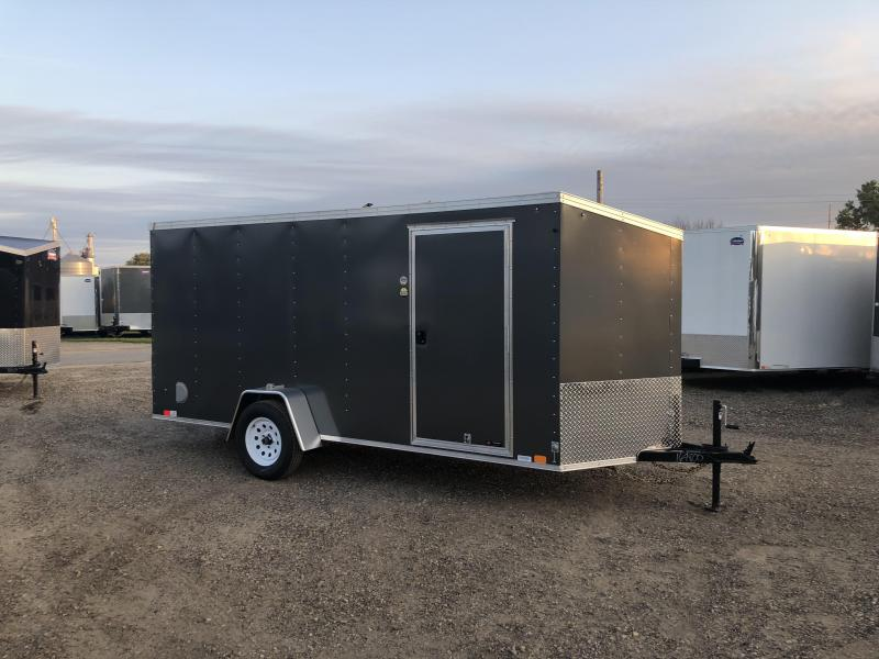 2019 United Trailers 6X14 Enclosed Cargo Trailer