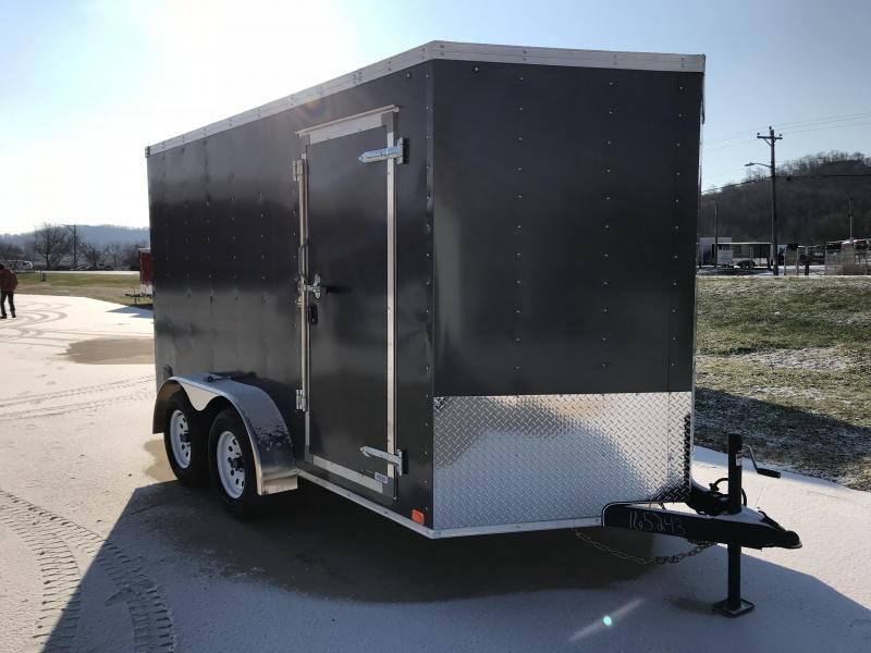 2019 United Trailers 7X12 Enclosed Cargo Trailer