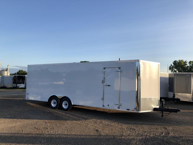 2019 United Trailers 8.5X24 Enclosed Cargo Trailer