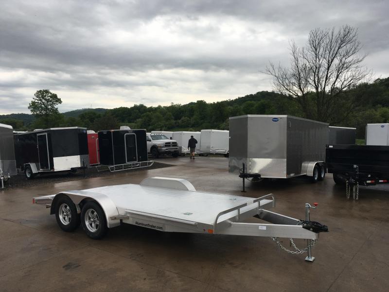 2017 Aluminum Trailer Company 82X16 ALUMINUM CarHAULER
