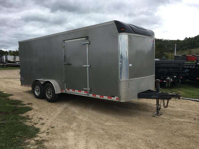 2016 United Trailers 7X20 Enclosed Cargo Trailer