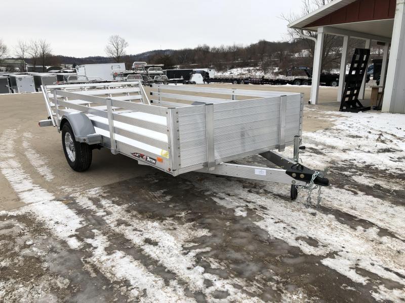 2018 Triton 72X12 Aluminum Utility Trailer