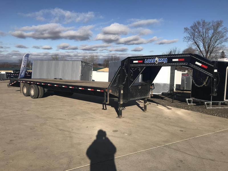 2017 Load Trail 102X32 Gooseneck Deckover Equipment Trailer
